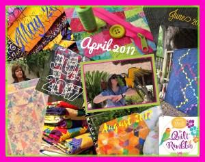 highlights of The Quilt Rambler Blog