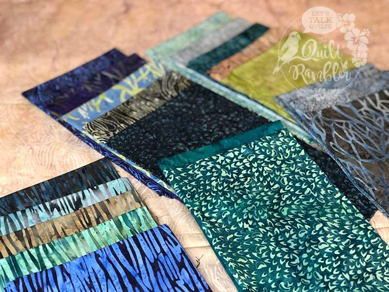 City Culture 2 fabric from Island Batik Fall 2017