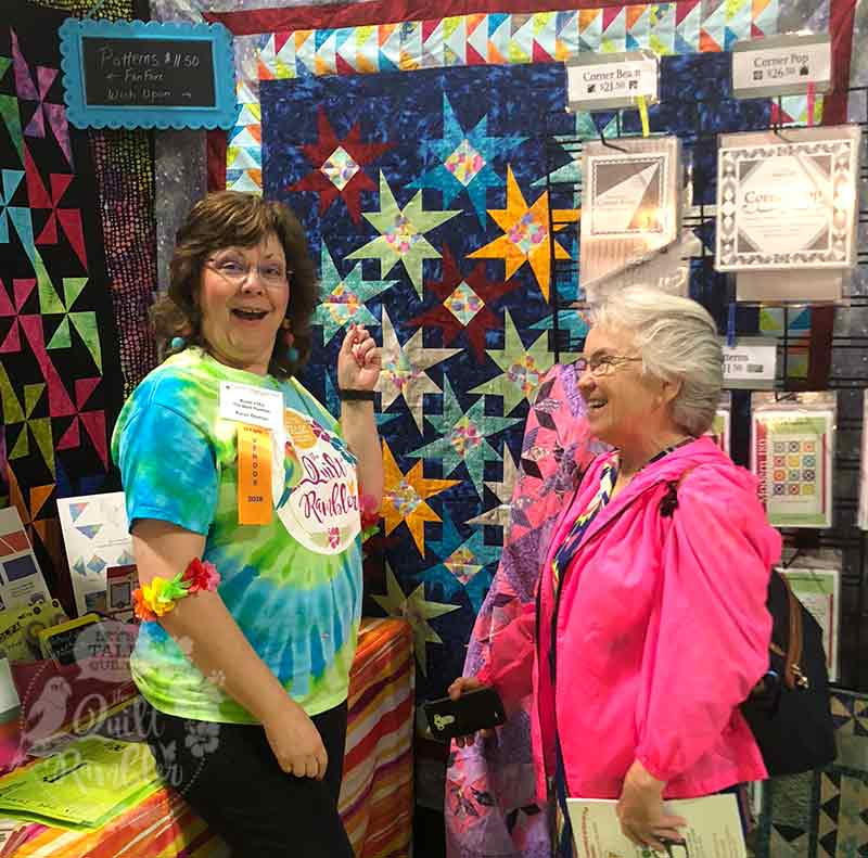Quilt Shows Where Friends Gather
