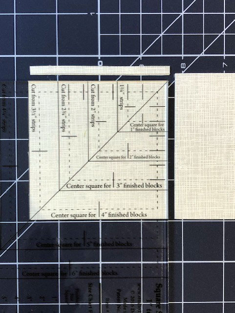 Cut Center Square with Studio 180 Design Squared Square tool