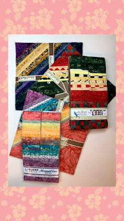 PreCut Fabrics