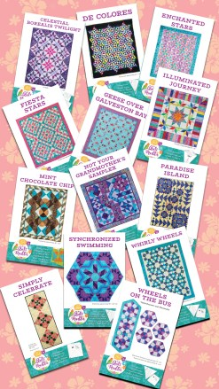 Patterns By The Quilt Rambler