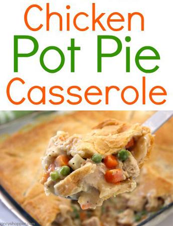chicken pot pie roundup