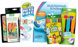 gift guide crayola