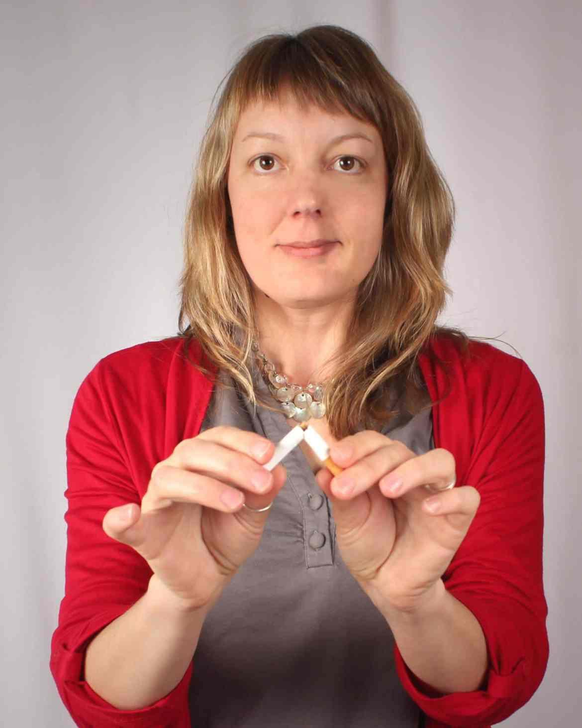 The Quit Book Author Kelly Asmus-Albornoz
