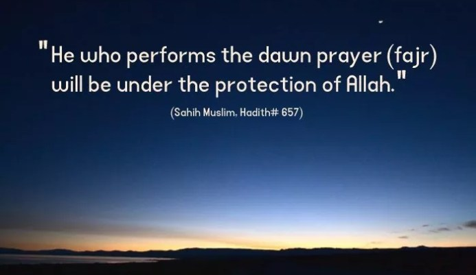 The importance of Fajr prayer | The Quran Courses Academy
