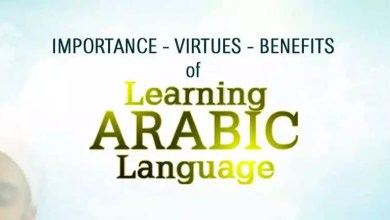 benefits learning arabic