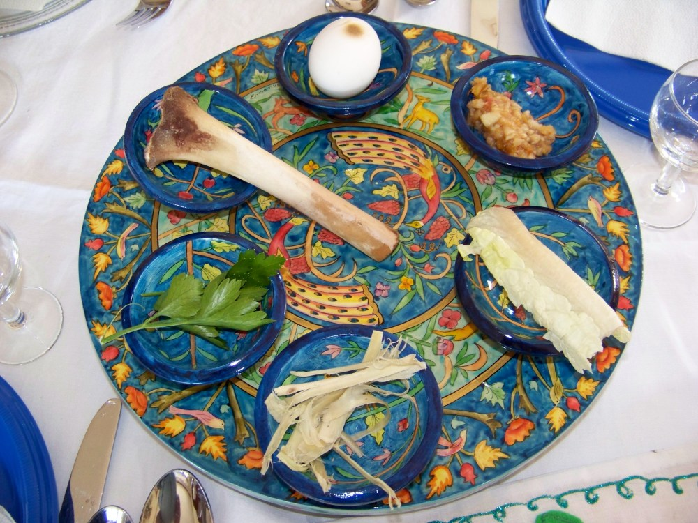 Seven Things to Do to Make Your First Passover Seder a Success
