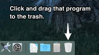 How to Remove Program 3