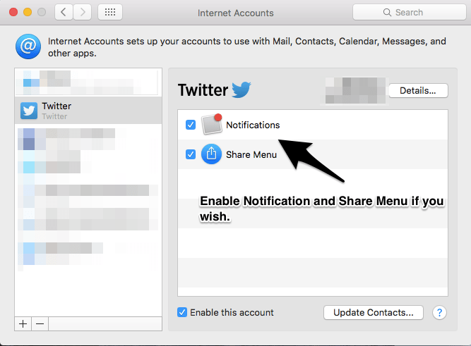 How to View Twitter Links in Safari 5