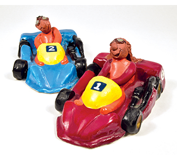 karts by car-toons