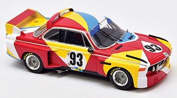 provence moulage alexander calder bmw art car