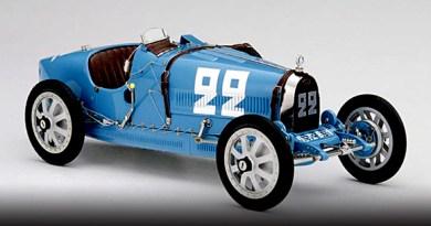 cmc bugatti t35 france, monaco 1930