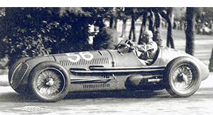 Maserati 8CTF Formula One car Replicarz Lor Schell Special