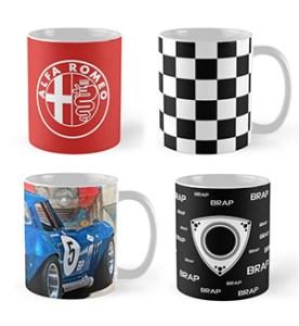 alfa_checkered flag_corvette65_mazda cars and coffee cups 2