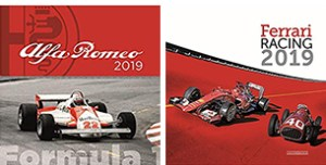 alfa romeo and Ferrari 2019 motorsports calendars