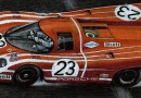 Motorsport art by Paul Chenard
