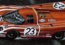 Porsche 917 lm70 by Paul Chenard