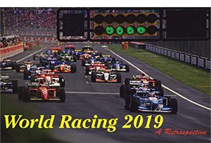 2019 world racing calendar by paul oxman