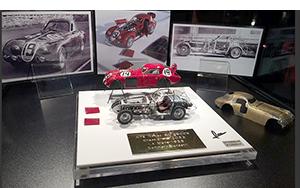 alfa 8c 2900B 300 by lp creation model cars