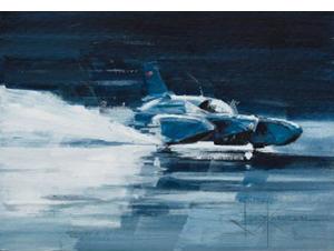speed addict-- motorsport art by john ketchell