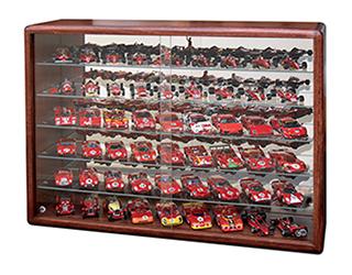 racerhead small mirrored model cabinet