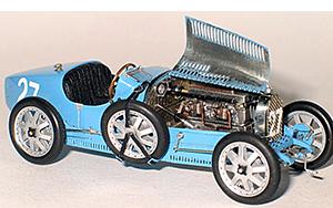 bugatti t35 by alain bouissou