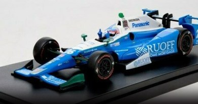 greenlight sato ruoff indy winner17 Takuma Sato edition Indy cars in 1/43