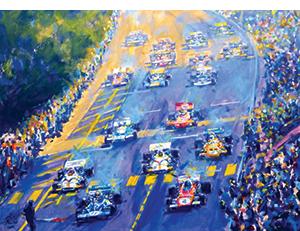 motorsport art by rob ijbema