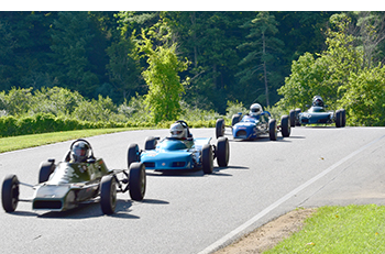 Formula Fords at the Lime Rock Historic Festival 2019