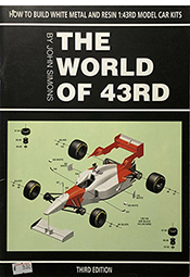 the world of 43rd building 1/43 model cars