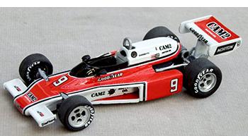 ma scale 1977 cam2 mclaren indy car models in 1/43