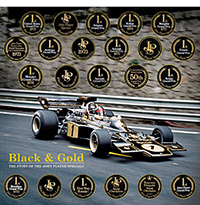 black & gold book jps lotus collectibles