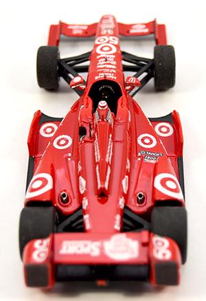 MA Scale target dallara dw12 rear