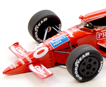 dominos lola indy winner front end