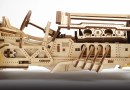 Wonderfully weird mechanical models by UGears