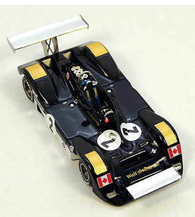Marsh Wolf Dallara Villeneuve kit 1977 Mosport