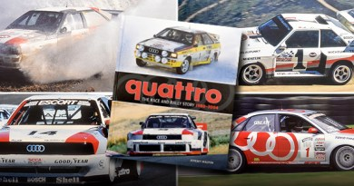 quattro: the race and rally story 1980-2004