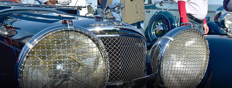 audrain concours cars & coffee 2021