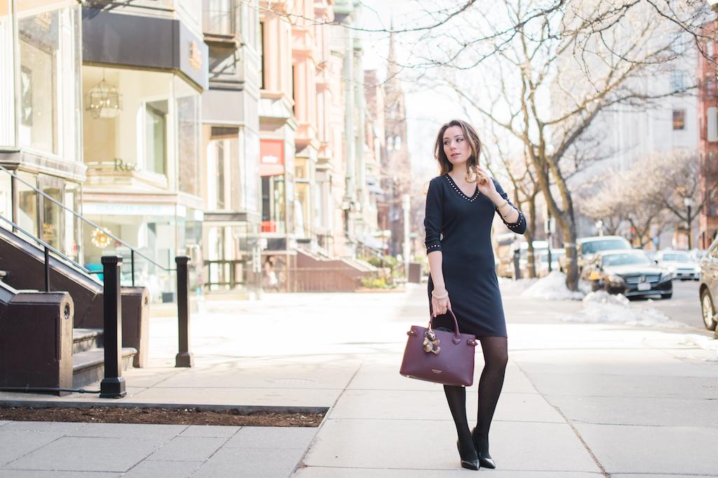 boston fashion blogger dresses