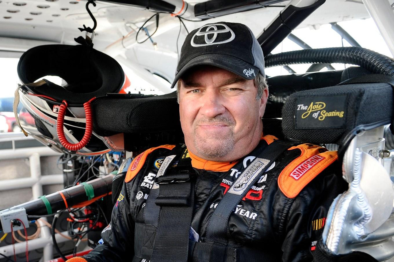 NASCAR Testing - Talladega Superspeedway