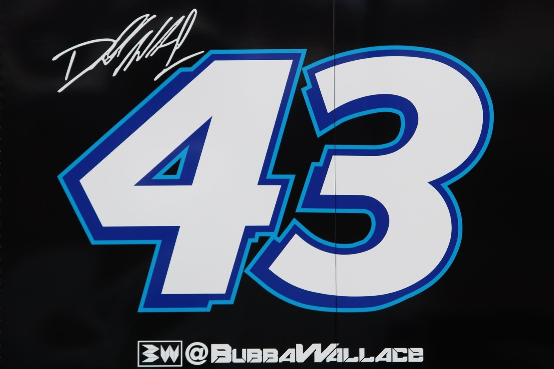 Darrell Wallace Jr. 43