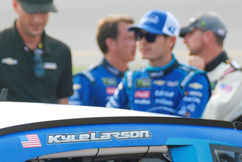 Kyle Larson Kentucky