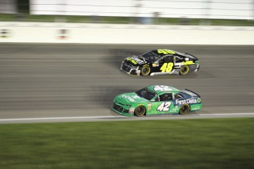 Kyle Larson Jimmie Johnson 48 42
