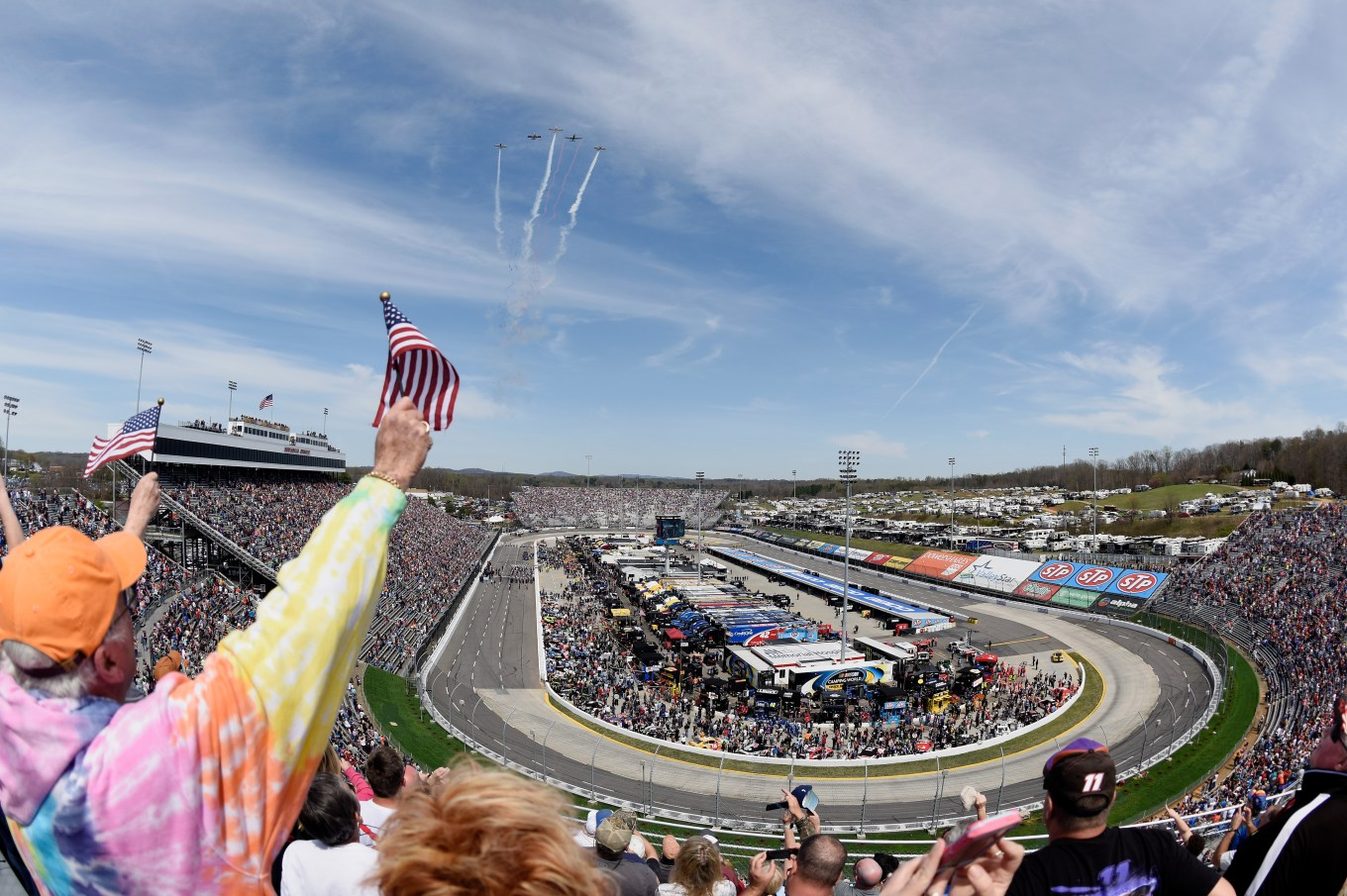 Monster Energy NASCAR Cup Series STP 500