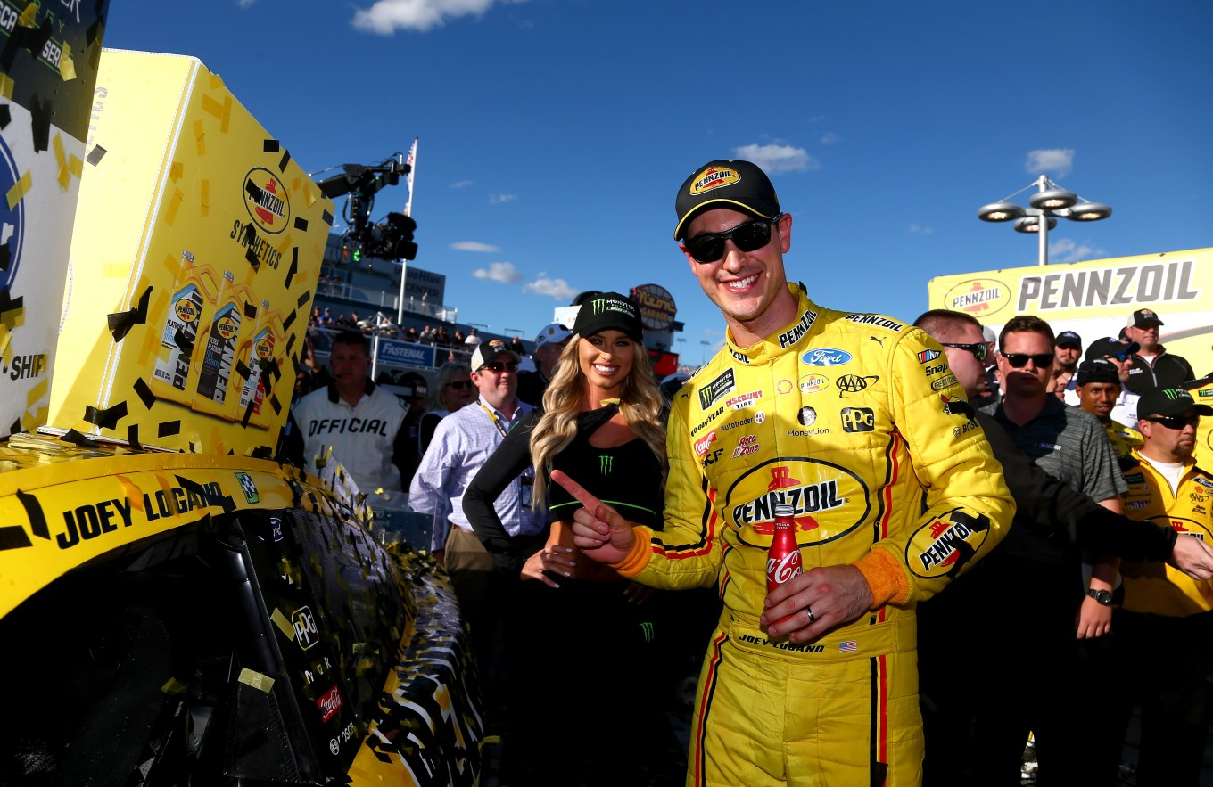 Monster Energy NASCAR Cup Series - Pennzoil Oil 400
