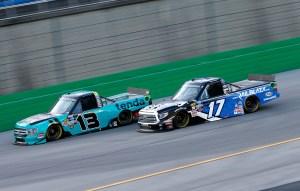NASCAR Gander Outdoor Truck Series Buckle Up In Your Truck 225
