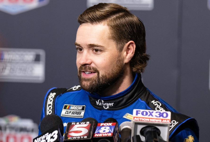 2020 Daytona 500 media day Ricky Stenhouse Jr.