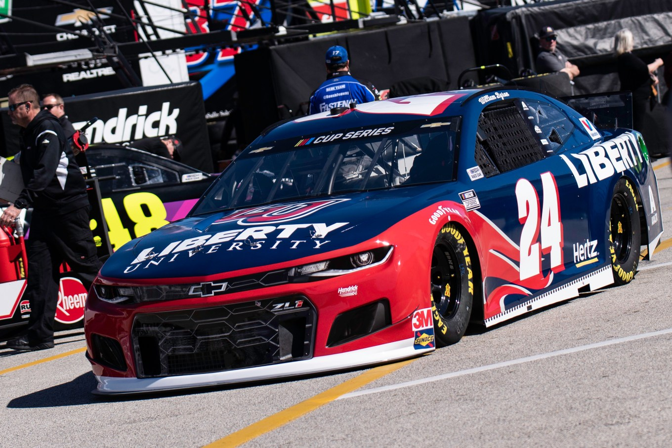William Byron 24 2020 Daytona
