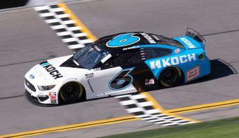 Daytona 500 Q 6 Ryan Newman
